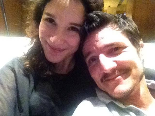 Pedro Pascal & Sibel Kekilli From Game Of Thrones.