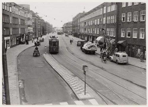 Molukkenstraat Amsterdam (jaartal: 1950 tot 1960) - Foto's SERC