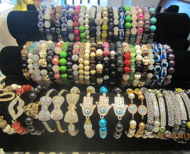 All bracelets are great prices