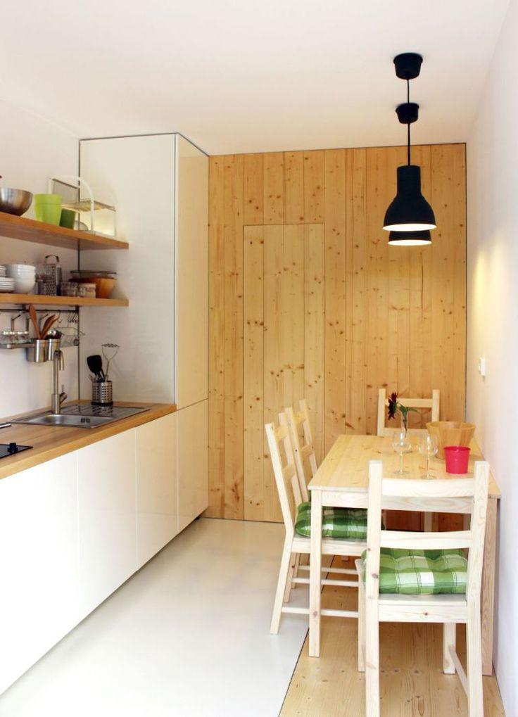 adelaparvu.com despre Garden Studio Timisoara, garsoniera 35 mp cu gradina, design Alexandru Damian si Olimpia Onci (22)