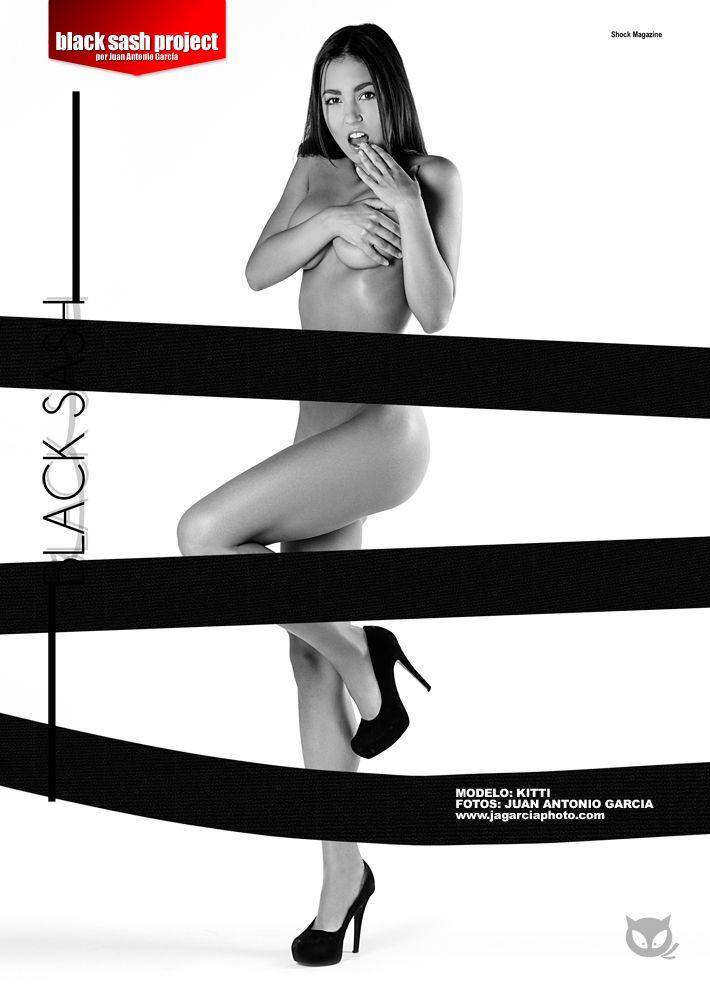 Black Sash Project presenta a Kitti en Shock Magazine®