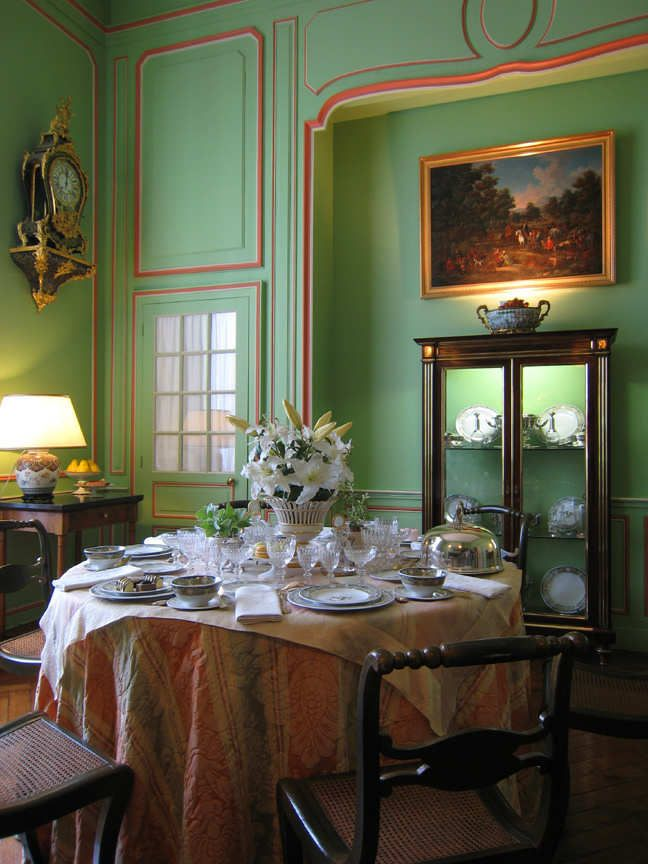 246 best More Lovely Old World Dining Rooms images on Pinterest ...