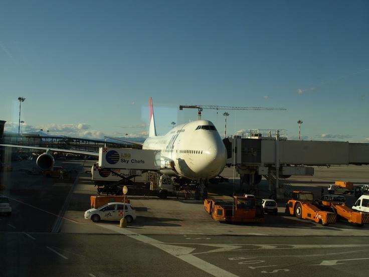 Milan Malpensa International Airport(MXP)   Milaan, Italië