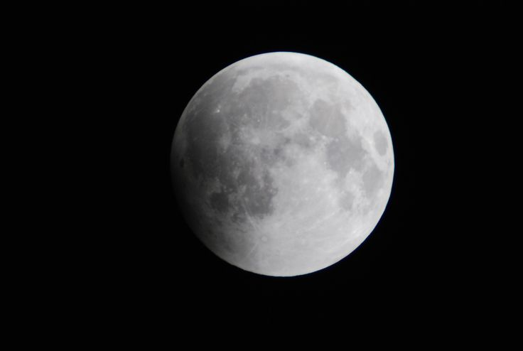Lunar Penumbral Eclipse Mar 23rd 2016