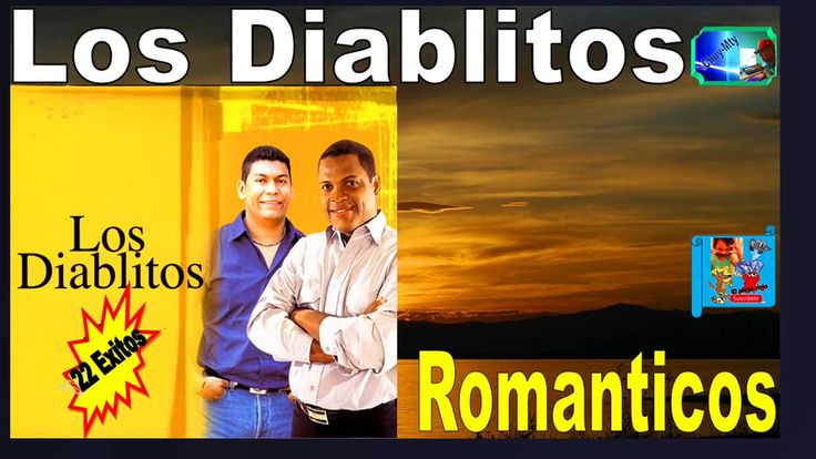 Los Diablitos de Colombia 22 Exitos Vallenatos Antaño mix