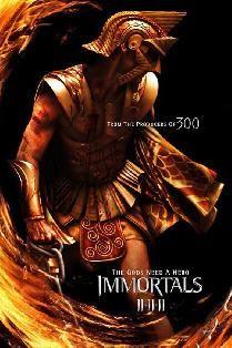 immortals my pal Robert Maillet played the Minotaur.