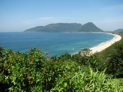 Armação do Pântano do Sul, Florianópolis, Brasil, photo by Carla Teske