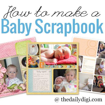 The Daily Digi Guest Posts: A Round Up #digiscrap #scrapbooking #tutorials