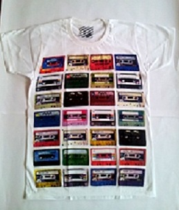 Tape It T-shirt on sale now at www.hennie-t.com