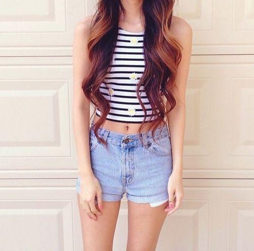 her hair>>>