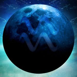 Aquarius Blue Moon and the Influence of Other Planets