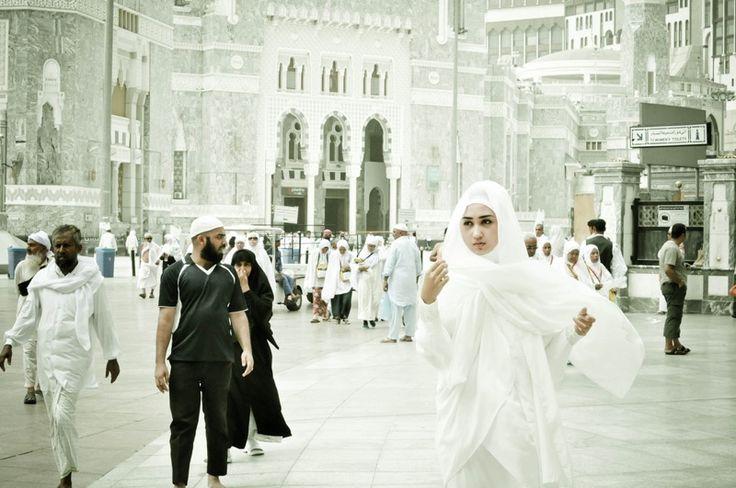 Baju Muslim Keren Untuk Umroh Dress Pinterest