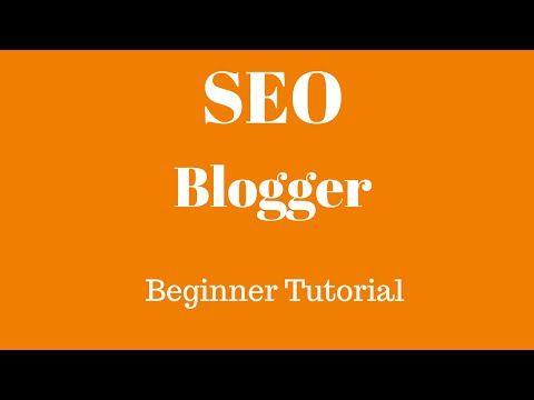 Blogger Blogspot SEO Tutorial For Beginners 2015 - How To SEO Blogger - Powerful Tips & Tricks - DHARMA-WHEEL.COM