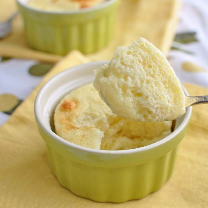 Meyer Lemon Pudding Cakes. If our dwarf Meyer lemon tree survives the ...