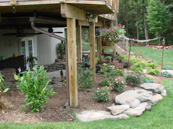 Backyard Hill Erosion : the soil and give structure to the backyard Repin if your yard