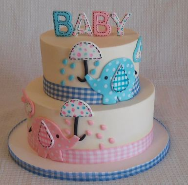 20 Gender Reveal Cakes Almost Too Extraordinary to Eat (PHOTOS)