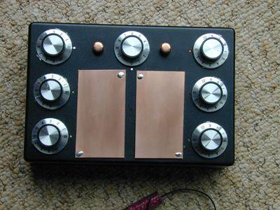 7 Dial Radionics Black Box Radun701 www.bodymindtime.net