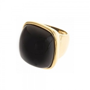 Love this ring! Kate Ring {Black} via bixbyandball.com