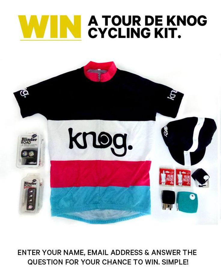 Win Knog Cycling Gear