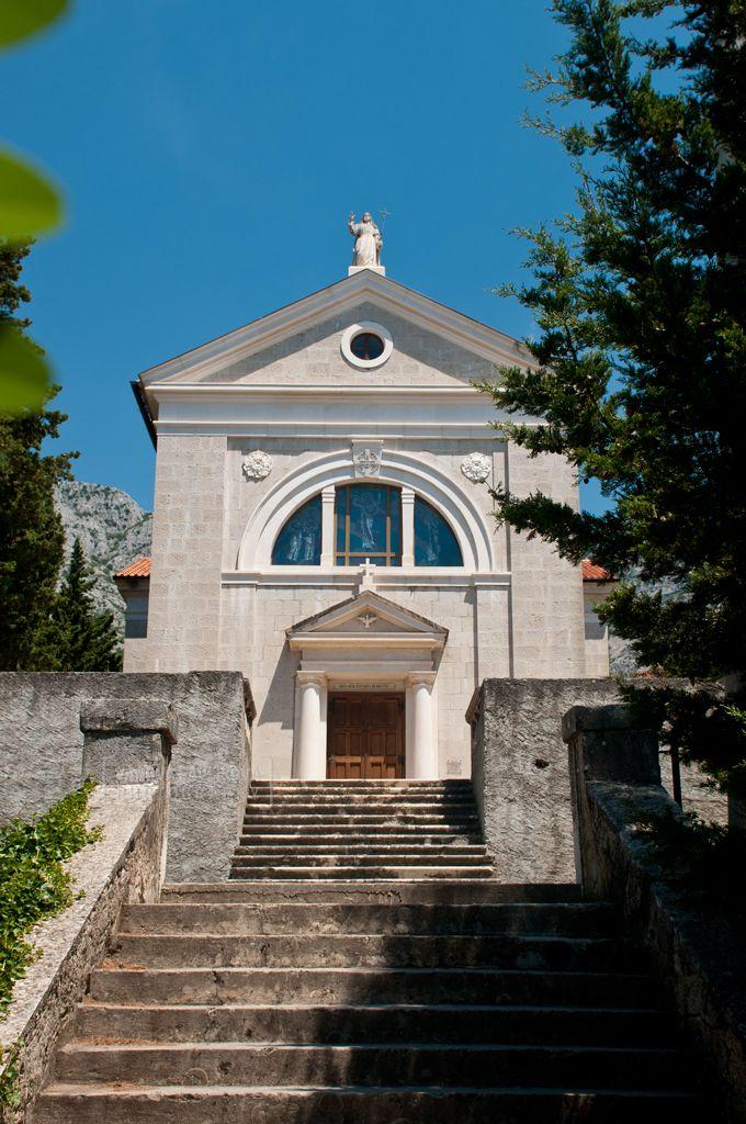 Tučepi - Srida Sela - Church of St. Anthony of Padua https://www.google.com/maps/d/edit?mid=18Crvl2PF73A7Uoo7-e2ASDeys2A&ll=43.27665446726648%2C17.07333832499387&z=16