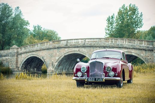 1954 Bentley R-Type Continental Fastback - Silverstone Auctions