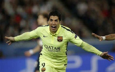 Luis Suarez es suspendido dos partidos de Copa del Rey - periodismo360rd periodismo360rd