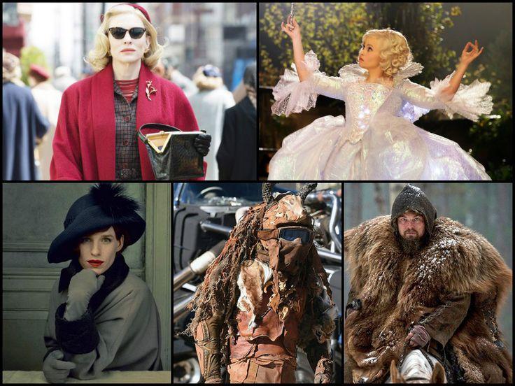 Elija a su favorito para ganar el Óscar a Mejor Diseño de Vestuario