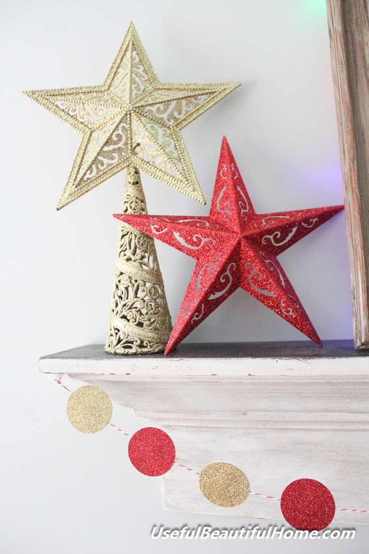 Deck the halls how to decorate on a budget family dollar - 11 Glamorous Dollar Store Christmas Decorations For Any Budget