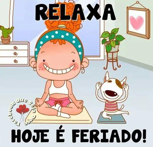 Relaxa...!