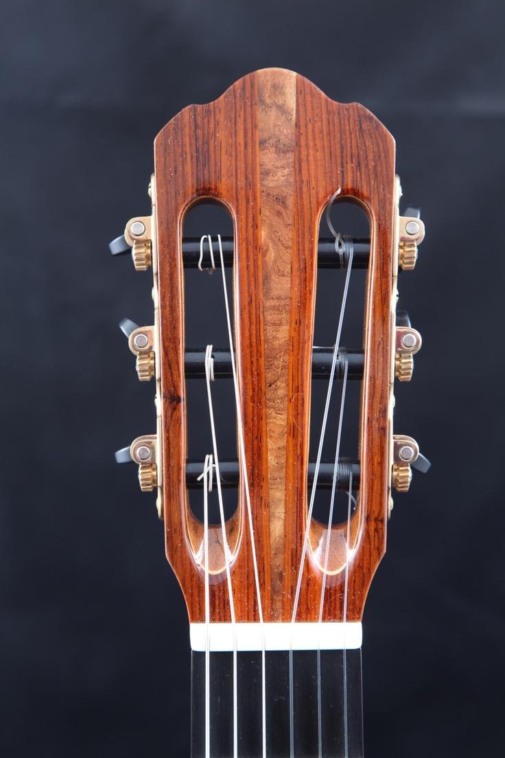 Dovetail template printable guitar - Classical Guitar