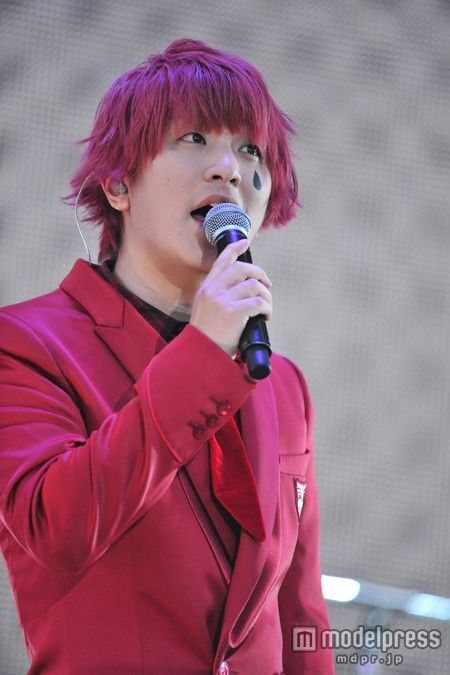 SEKAI NO OWARI at JAPAN NIGHT - Fukase