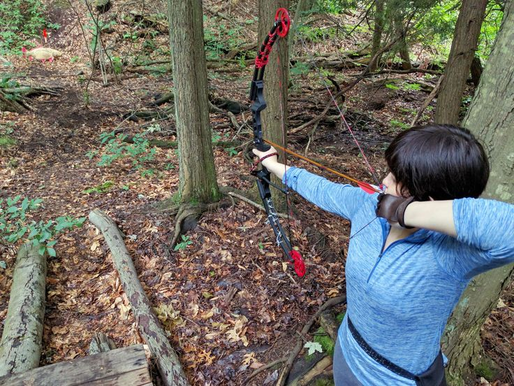 Formerly Selectively Mute Athlete Wins Archery Competition