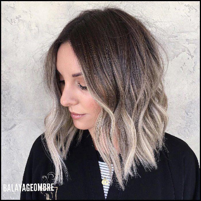 10 beste mittlere Frisuren für Frauen – fügen Sie etwas Blondine zu Ihrem Leben hinzu – Leslie Dodson   – social penguin