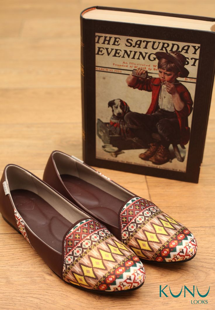 Ethnic Leather Shoes