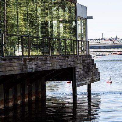 Restaurang Göteborg - strangely enough, located in Stockholm, not Göteborg.