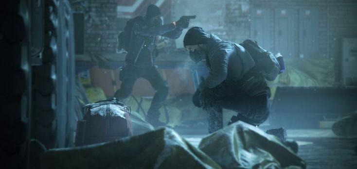 A fost publicat trailerul de lansare pentru The Division Survival - The Division, trailer, ubisoft