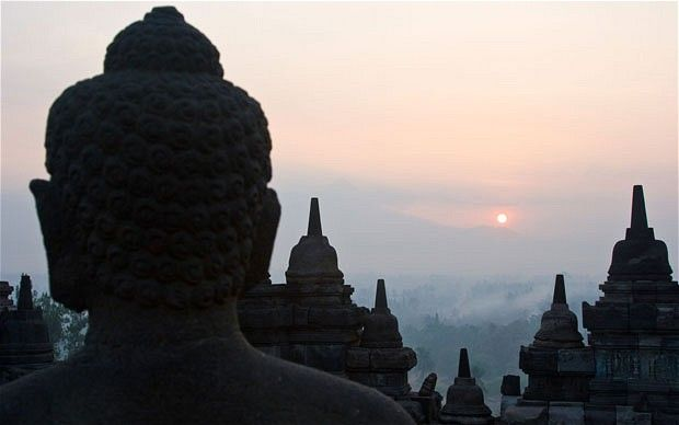 CNN, the US broadcaster, has revealed its pick of 27 places to see before you die. Here is its selection.      Borobudur at sunrise, Java, Indonesia