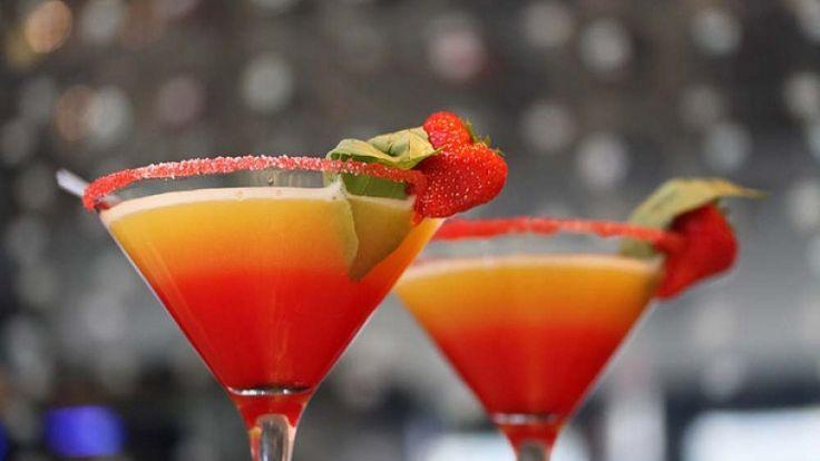 Chiudiamo in bellezza con il cocktail perfetto per l'aperitivo del venerdì: la Tequila Sunrise. Facile da fare, ma dal gusto unico. http://winedharma.com/it/dharmag/giugno-2014/come-preparare-la-tequila-sunrise-ricetta-originale