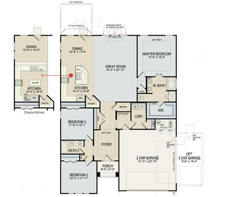 beazer homes floor plans – gurus floor