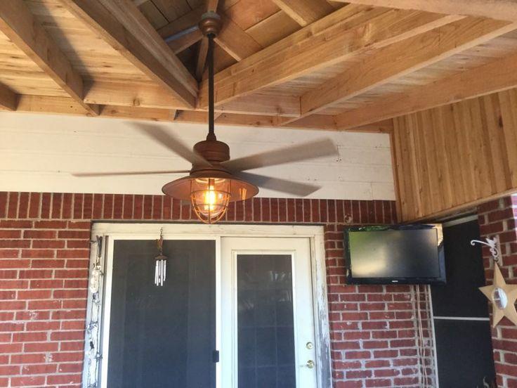 34 best indoor outdoor ceiling fan installation images on ceiling fan installation indoor or outdoor ceiling fan installation no ceilings to high for aloadofball Gallery