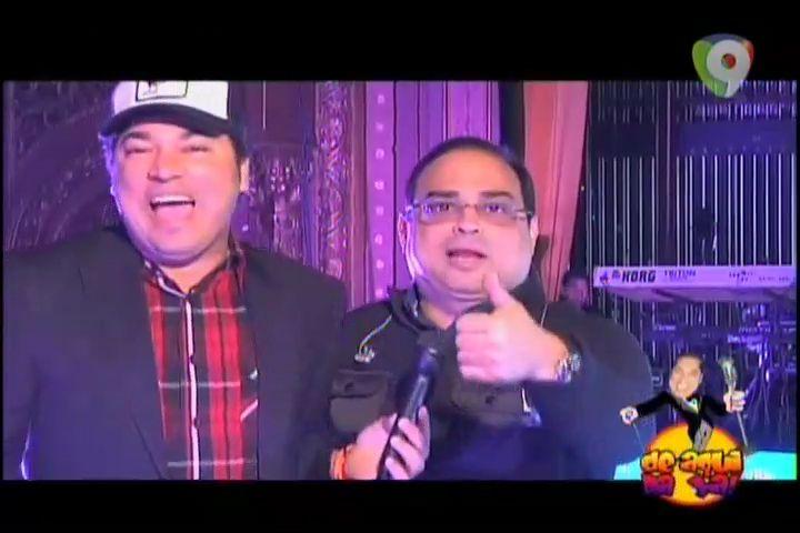 Entrevista A Gilberto Santa Rosa Con El Pacha #Video