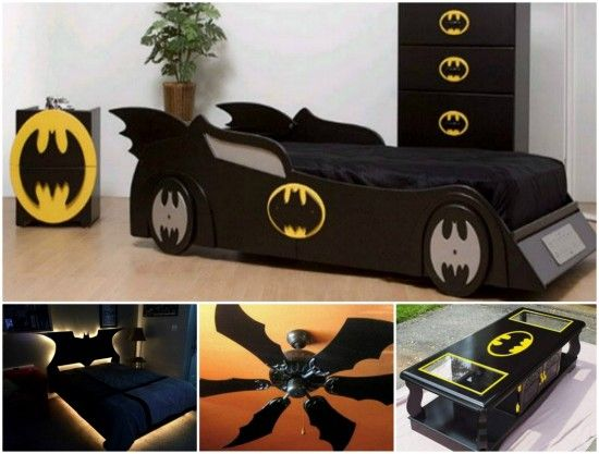 Batman DIY Ideas