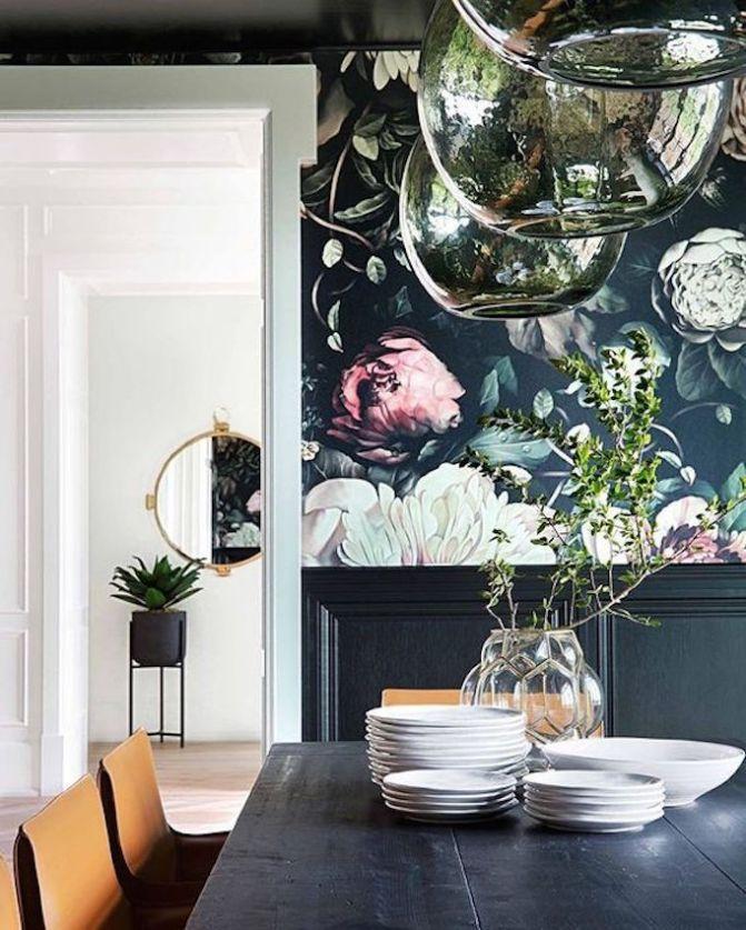 Design Trend 2019 Floral Wallpaperbecki Owens B L O G House