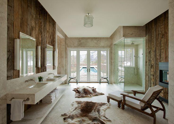 Nice #Moderne Innenräume Rustikale Moderne Einrichtung Für Country Spirited  Sophisticates #Ideen #decoration #