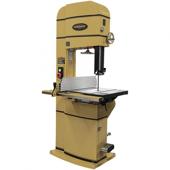 Powermatic PM1800B 18'' Bandsaw, 5HP, 1-Phase, 230V