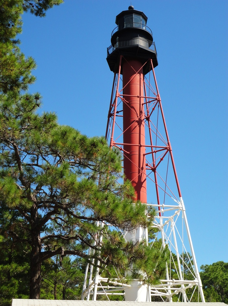 Crooked River Lighthouse, Carabelle FL.  Saw this one when we lived in the Florida panhandle.