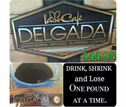 WAKE UP & WIN this with IASO Delgada Slimming Coffee. Lose weight and enjoy a delicious cup of coffee. This coffee contains Ganoderma Lucidum which is known for its health properties. So start your day with a healthy choice, Delgada.