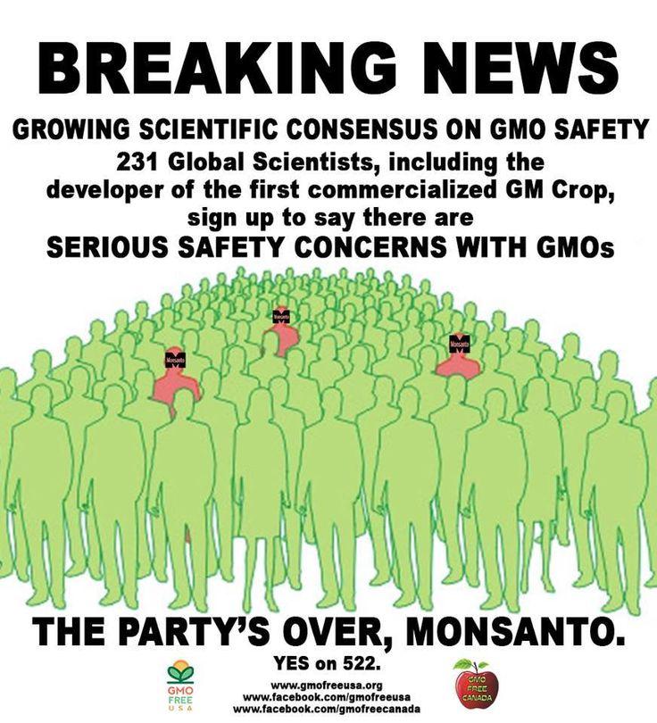 Go away Monsanto