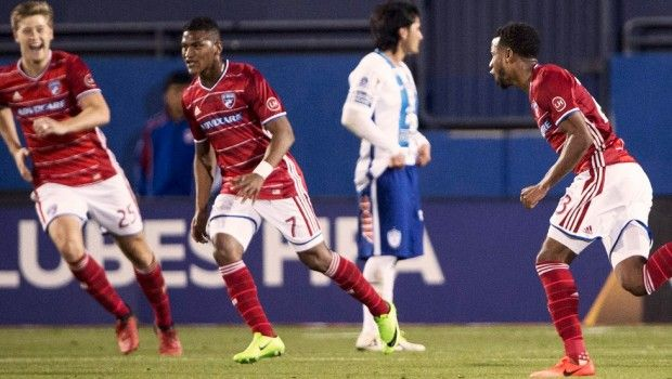 #MLS  FC Dallas training in Mexico ahead of Tuesday's CCL semifinal at Pachuca