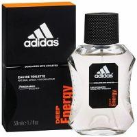 Adidas - Deep Energy 100 ml EDT - Mænd